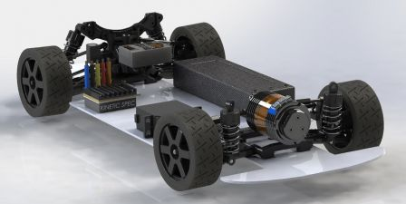 RX-7 FD3S CAO Chassis 018