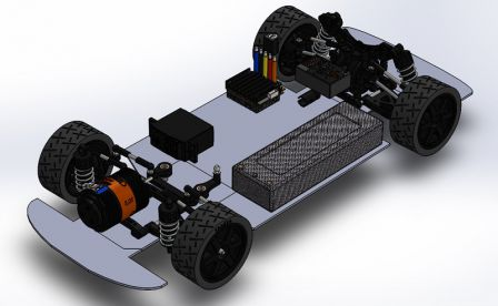 RX-7 FD3S CAO Chassis 025