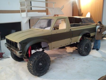 Hilux cabine 1 RC4WD 004