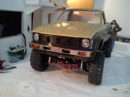 Hilux cabine 1 RC4WD 005