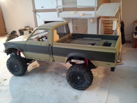 Hilux cabine 1 RC4WD 006