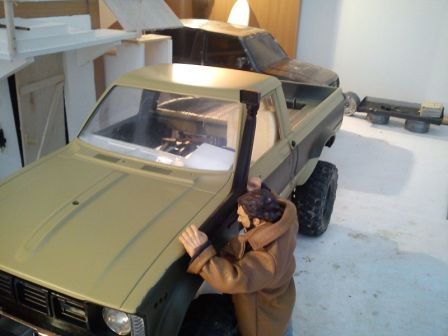 Hilux cabine 1 RC4WD 010