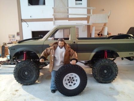 Hilux cabine 1 RC4WD 012