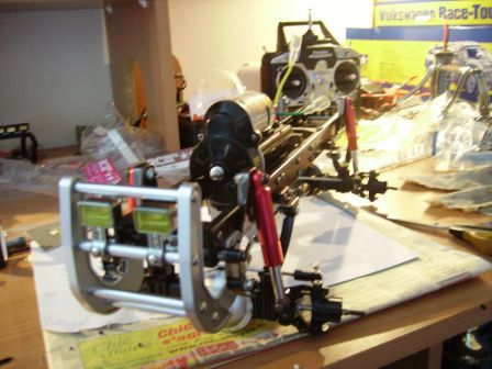ponts chassis