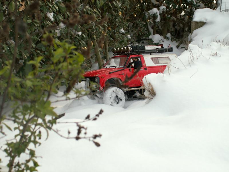 Le micro spot de Tamiya81 S10-01-2010_Hilux_in_snow_98
